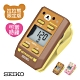 SEIKO DM51RKBR 拉拉熊夾式節拍器.時鐘 - 咖啡色 product thumbnail 1
