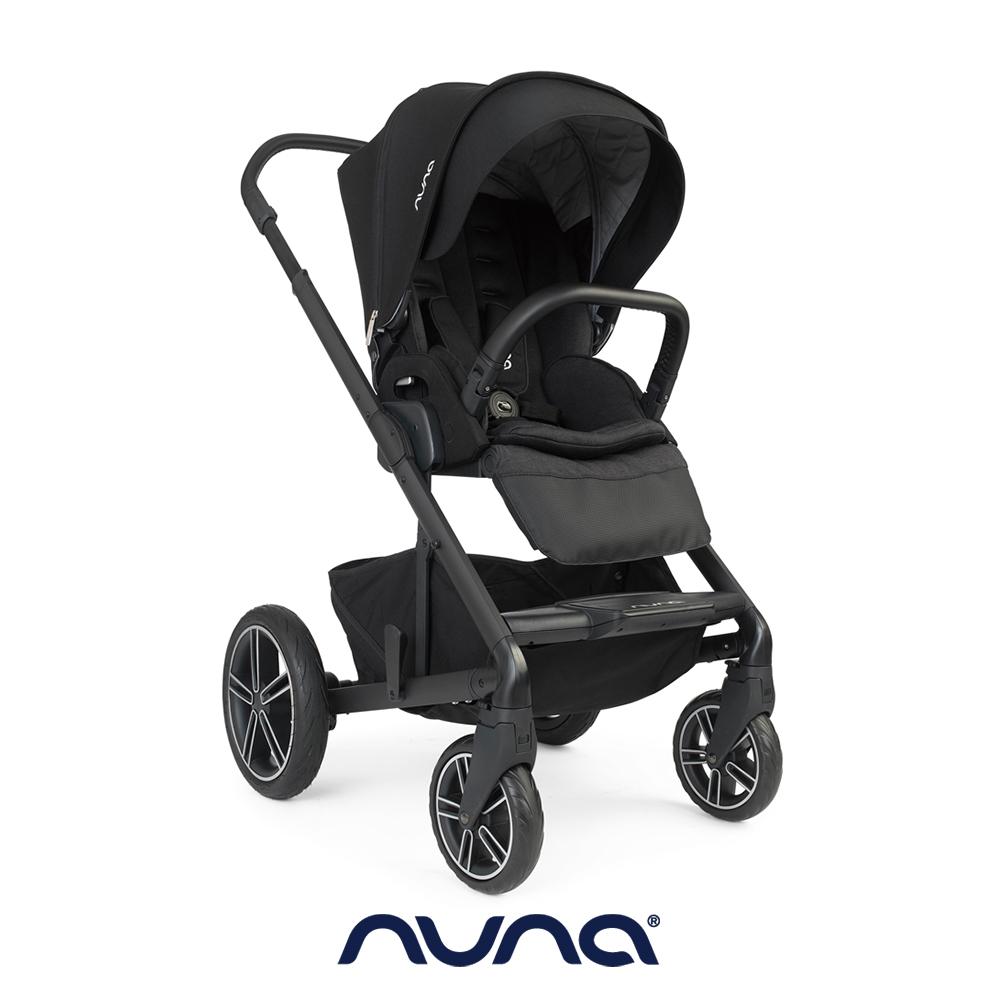 荷蘭nuna-MIXX手推車(黑/灰)