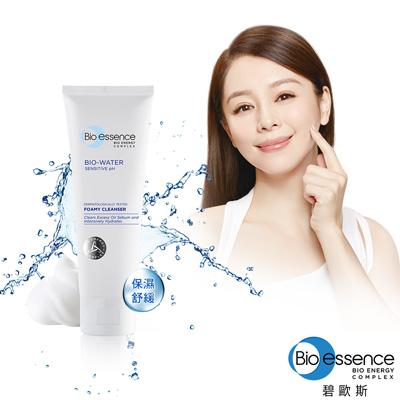 Bio-essence 碧歐斯 BIO水感舒緩潔面霜100g