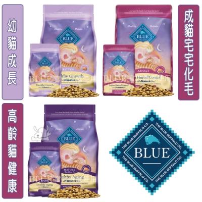 Blue Buffalo 藍饌 寶護系列 天然貓糧 400g 2包