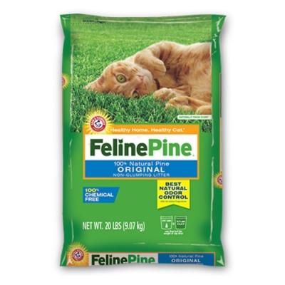 ARM&HAMMER鐵鎚FelinePine斑比-松木砂 20LBS(9.07kg)