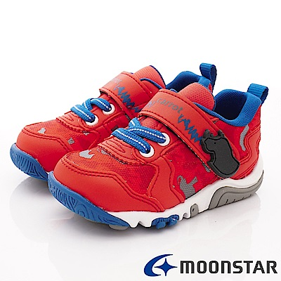 日本Carrot機能童鞋 2E玩耍速乾公園鞋 TW2332紅(中小童段)