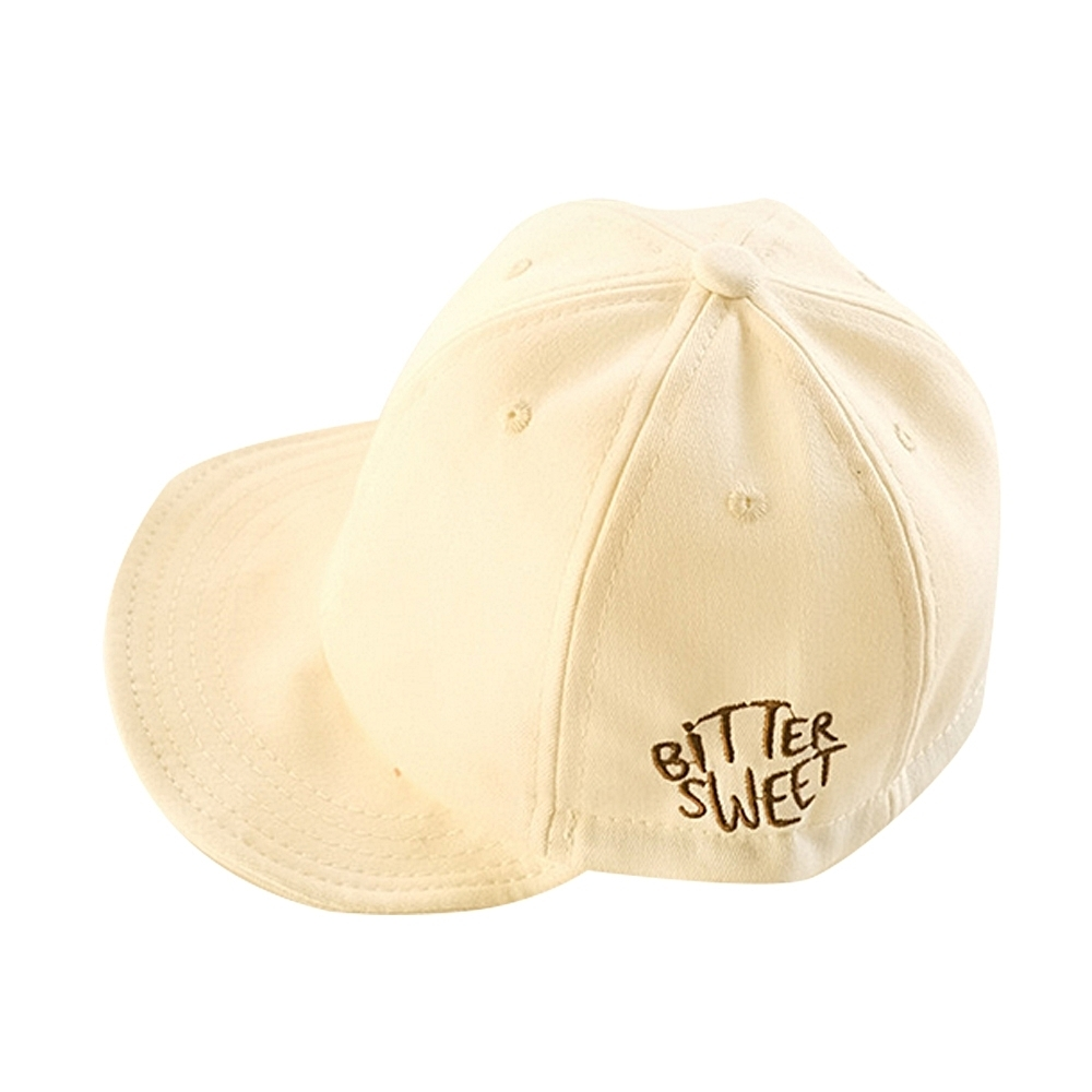 Baby童衣 韓版兒童帽子 字母鴨舌帽 寶寶戶外遮陽棒球帽 88291
