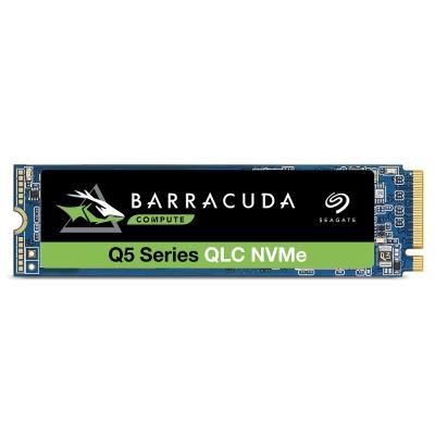 Seagate 新梭魚【BarraCuda Q5】1TB M.2 2280 固態硬碟(ZP1000CV3A001)