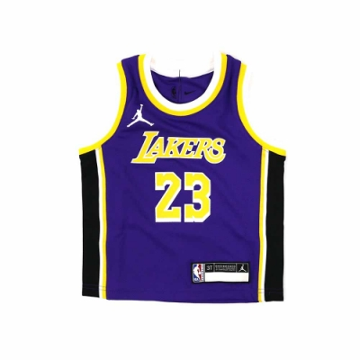 NIKE NBA Statement Edition 幼兒球衣 湖人隊 LeBron James