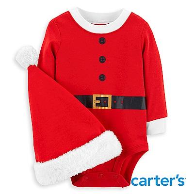Carter s 聖誕老人造型包屁衣