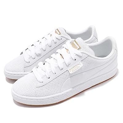 Puma 休閒鞋 Basket Classic 運動 女鞋