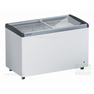 德國利勃LIEBHERR 4尺2 玻璃推拉冷凍櫃280L (EFE-3802)