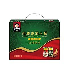 桂格 人蔘滋補大禮盒 (養氣*4+高麗*4)
