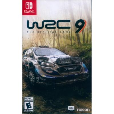 世界越野冠軍賽 9 中英文美版 WRC 9 - NS Switch 中英文美版