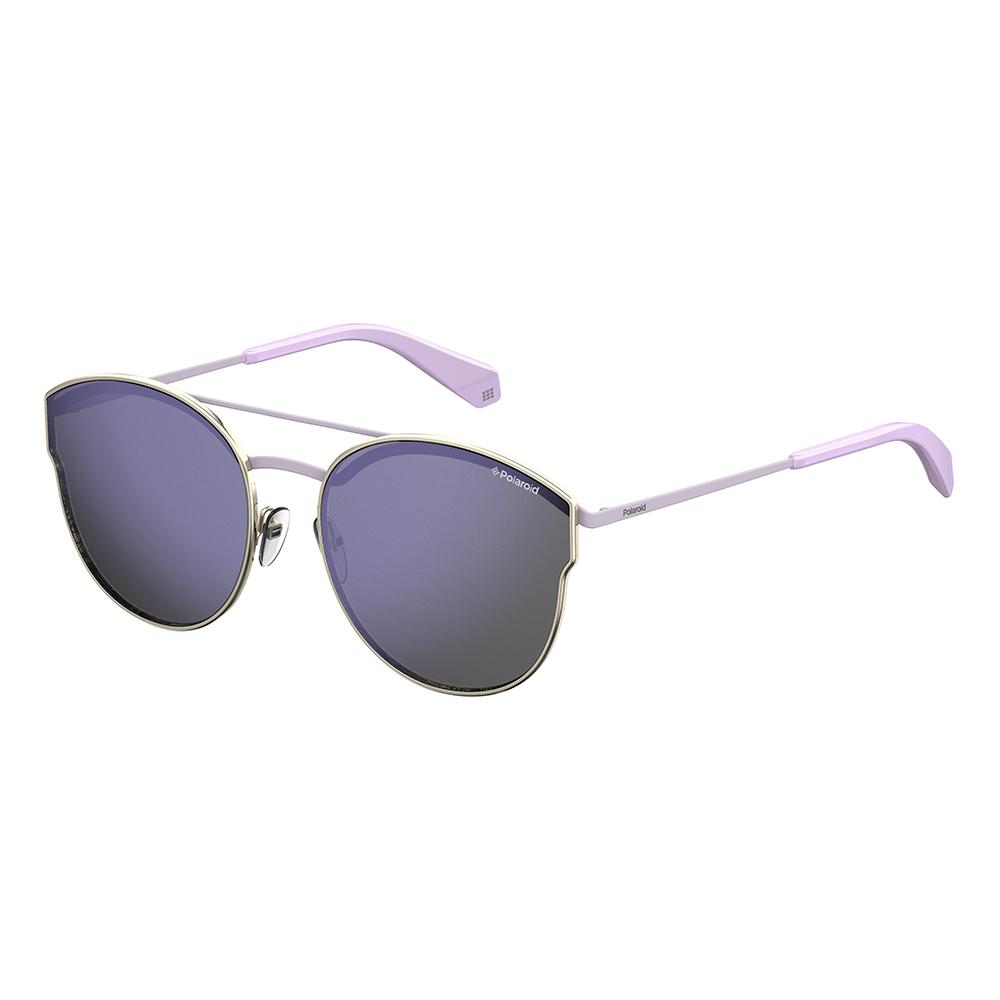 Polaroid PLD 4057/S-中性薄框太陽眼鏡 紫色