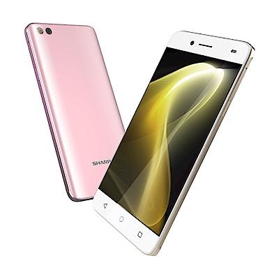 SHARP AQUOS M1 (3G/64G) 5.5吋八核心玻璃美背機