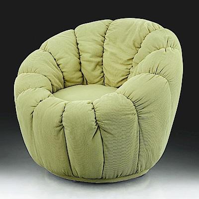 AS-湯姆淺綠色休閒椅-77x75x68cm