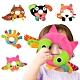 KOTY【3入】嬰兒玩具手搖鈴動物搖鈴寶寶0-1歲毛絨玩具 product thumbnail 1