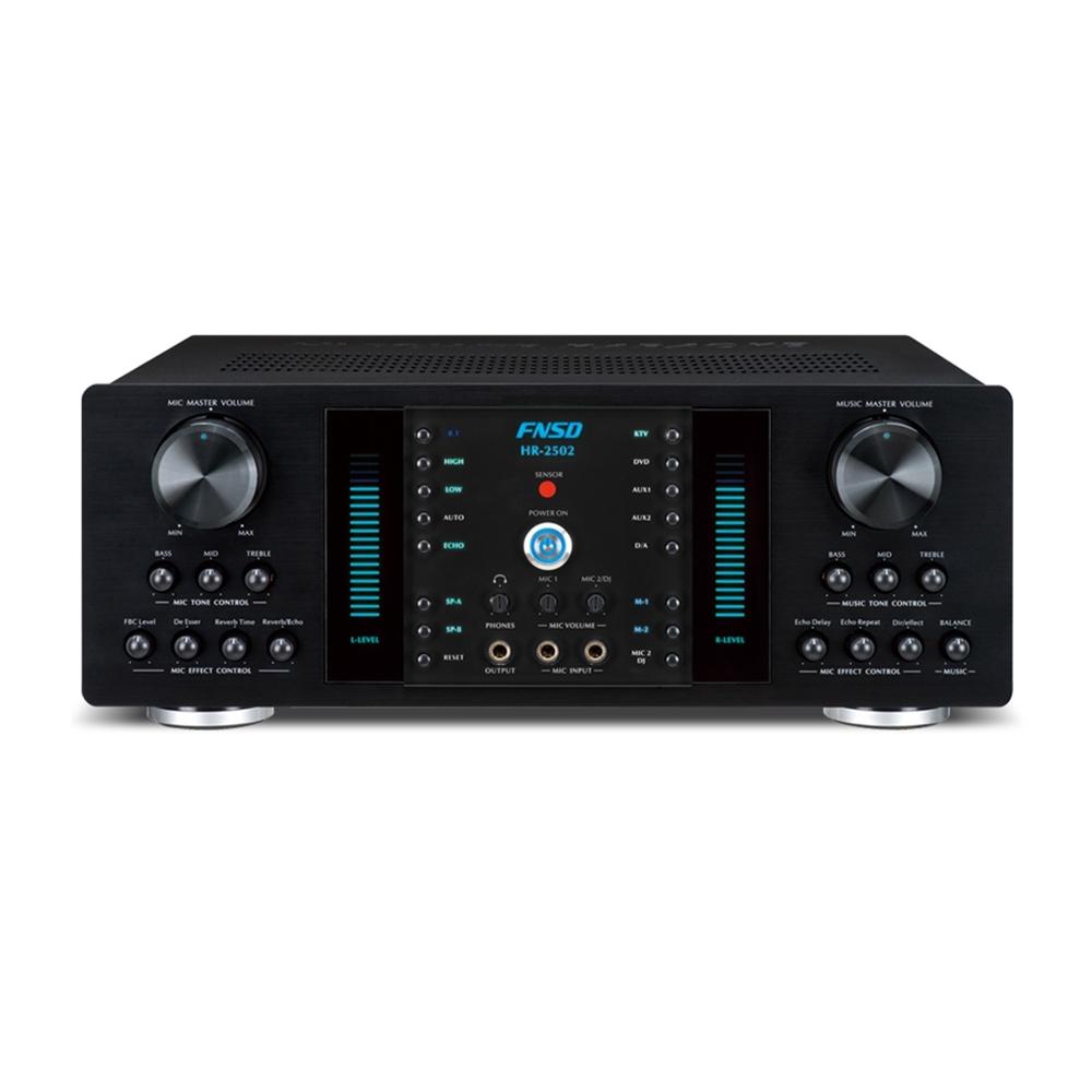 FNSD 華成 HR-2502 多用途混音擴大機