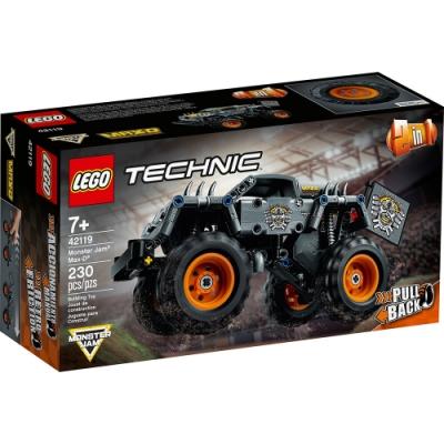 樂高LEGO 科技系列 - LT42119 怪獸卡車