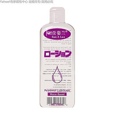 自然拉絲水基潤滑液 200ml