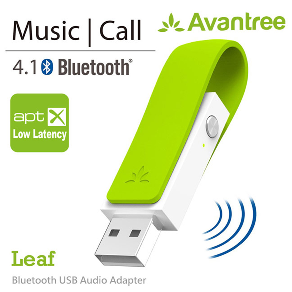 【Avantree】Leaf低延遲USB藍牙音樂發射器(DG50)