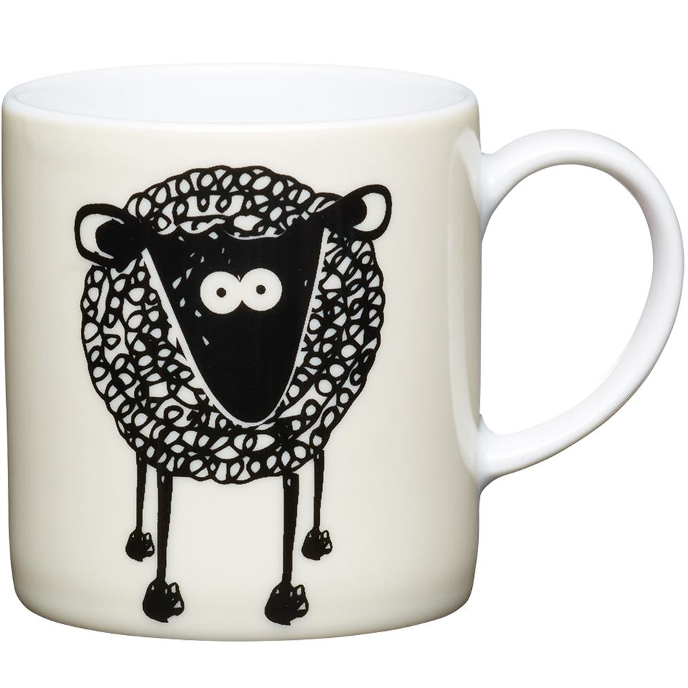 《KitchenCraft》濃縮咖啡杯(綿羊80ml)