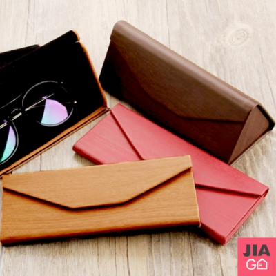 JIAGO 三角磁扣摺疊眼鏡盒