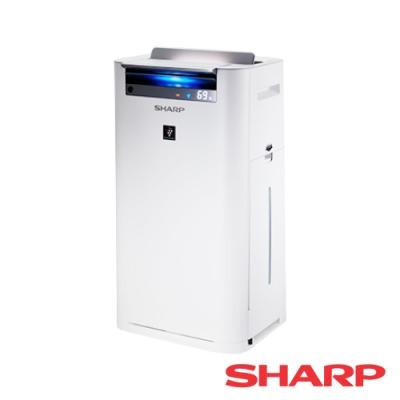 SHARP夏普 14坪 自動除菌離子清淨機 KC-JH60T-W