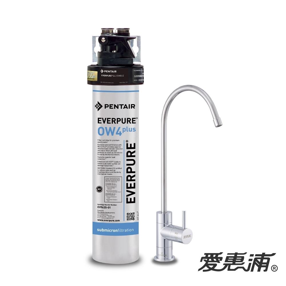 愛惠浦 O series全效系列淨水器 EVERPURE PURVIVE-OW4PLUS