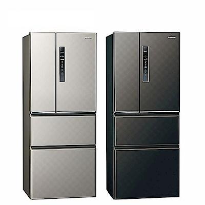 [館長推薦] Panasonic國際牌 500L 1級變頻4門電冰箱 NR-D500HV
