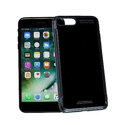 IN7琉璃系列 iPhone 7/8 Plus 鏡面氣囊款 玻璃手機保護殼