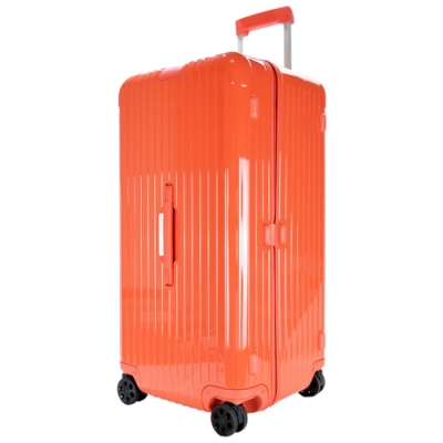 RIMOWA ESSENTIAL Trunk Plus 31吋大型運動旅行箱(鮭魚粉)