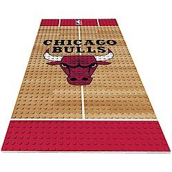 OYO Sports NBA 球場地板 公牛隊