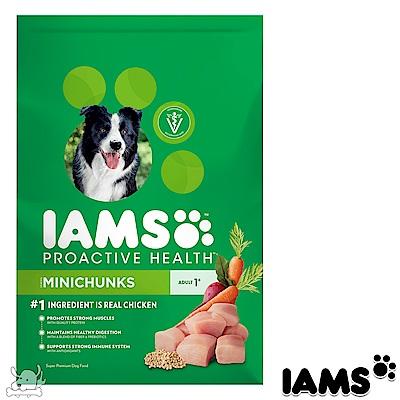 IAMS 愛慕思 健康優活 雞肉 成犬糧 小顆粒 15磅 2包組