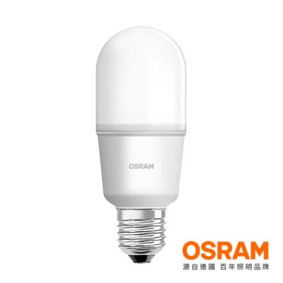 OSRAM歐司朗 7W E14燈座 小晶靈高效能燈泡 4入組_白光/黃光