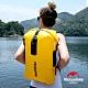 Naturehike 28L便利調節TPU乾濕分離超輕防水後背袋 收納袋 背包 黃色-急 product thumbnail 1