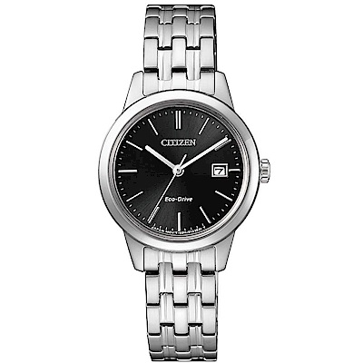 CITIZEN Eco-Drive 簡約時尚經典腕錶(EW2230-81E)