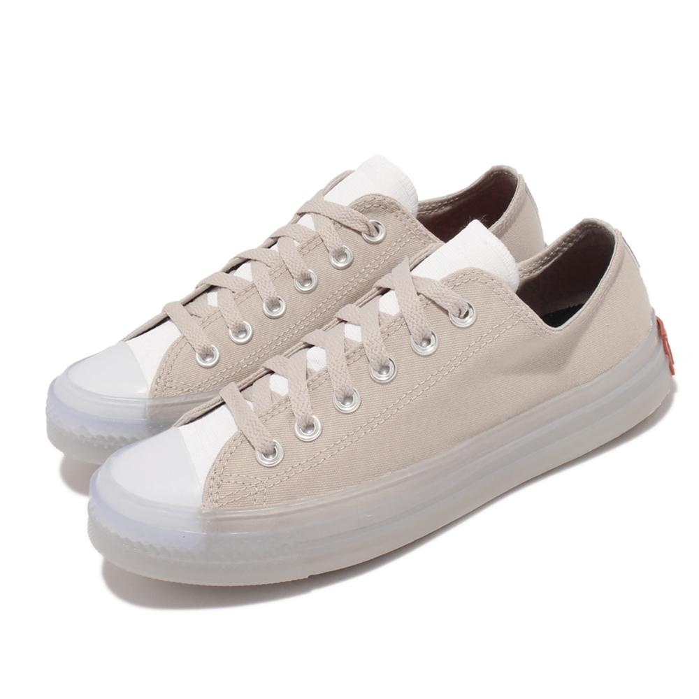 Converse 休閒鞋 All Star CX 穿搭 男女鞋 基本款 帆布 果凍底 拼接 情侶鞋 灰 白 171401C