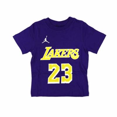 NIKE NBA Statement Edition 幼兒 短袖T恤 湖人隊 LeBron James