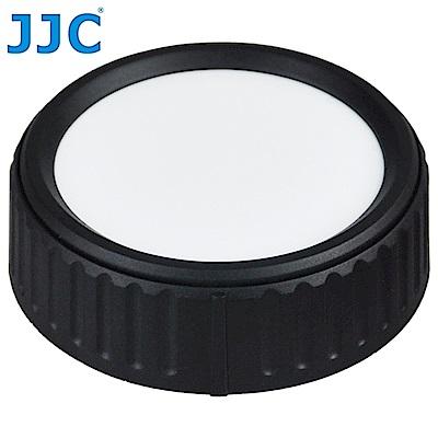 JJC副廠Canon EOS鏡頭後蓋RL-CA(相容rear cap E,可寫字)