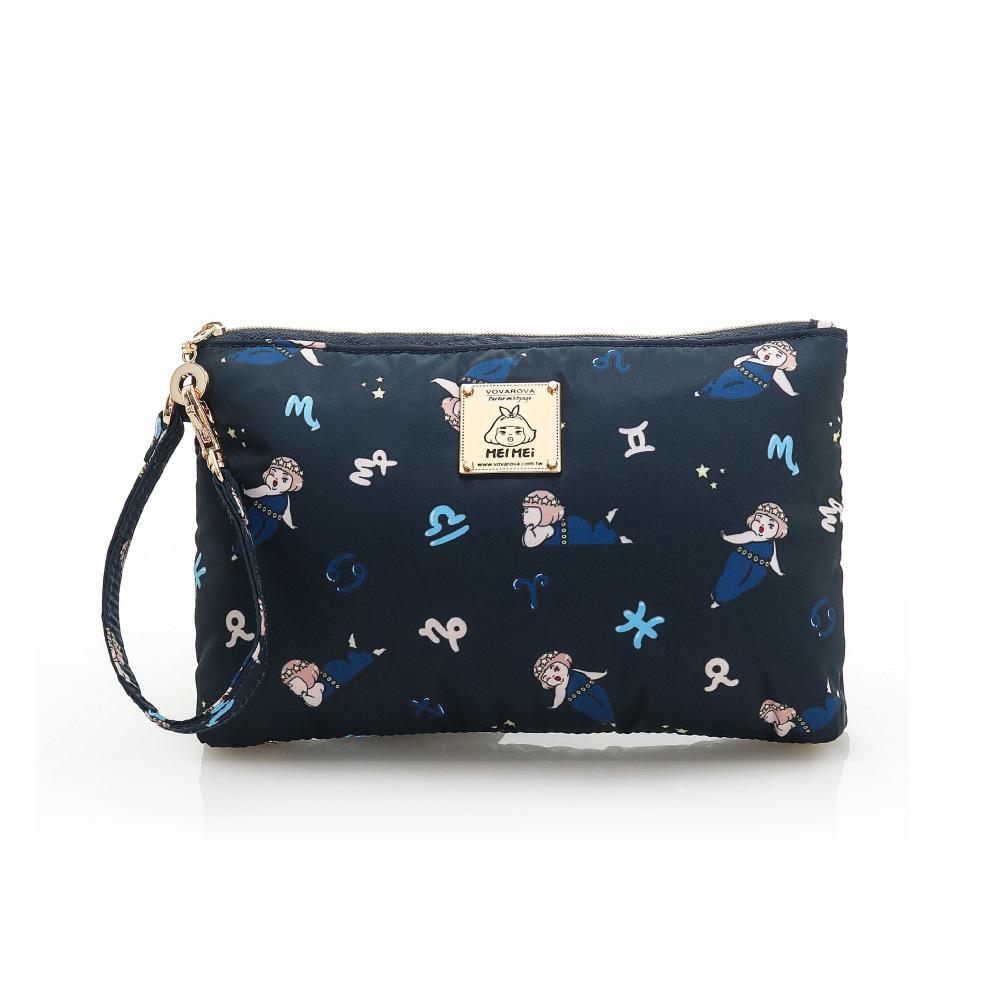 VOVAROVA空氣包-隨身手拿包-MEI MEI 聯名款-美好星情