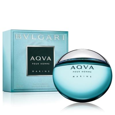 BVLGARI寶格麗 AQVA 活力海洋能量男性淡香水100ml