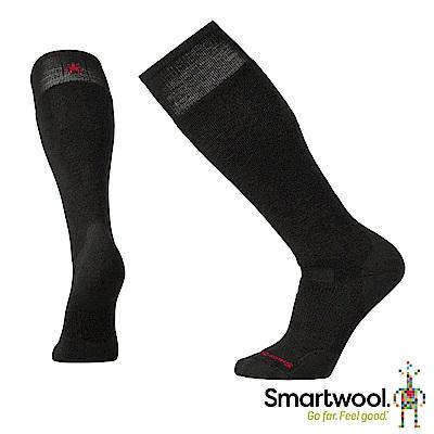 SmartWool PhD極地中級減震高筒襪 黑色