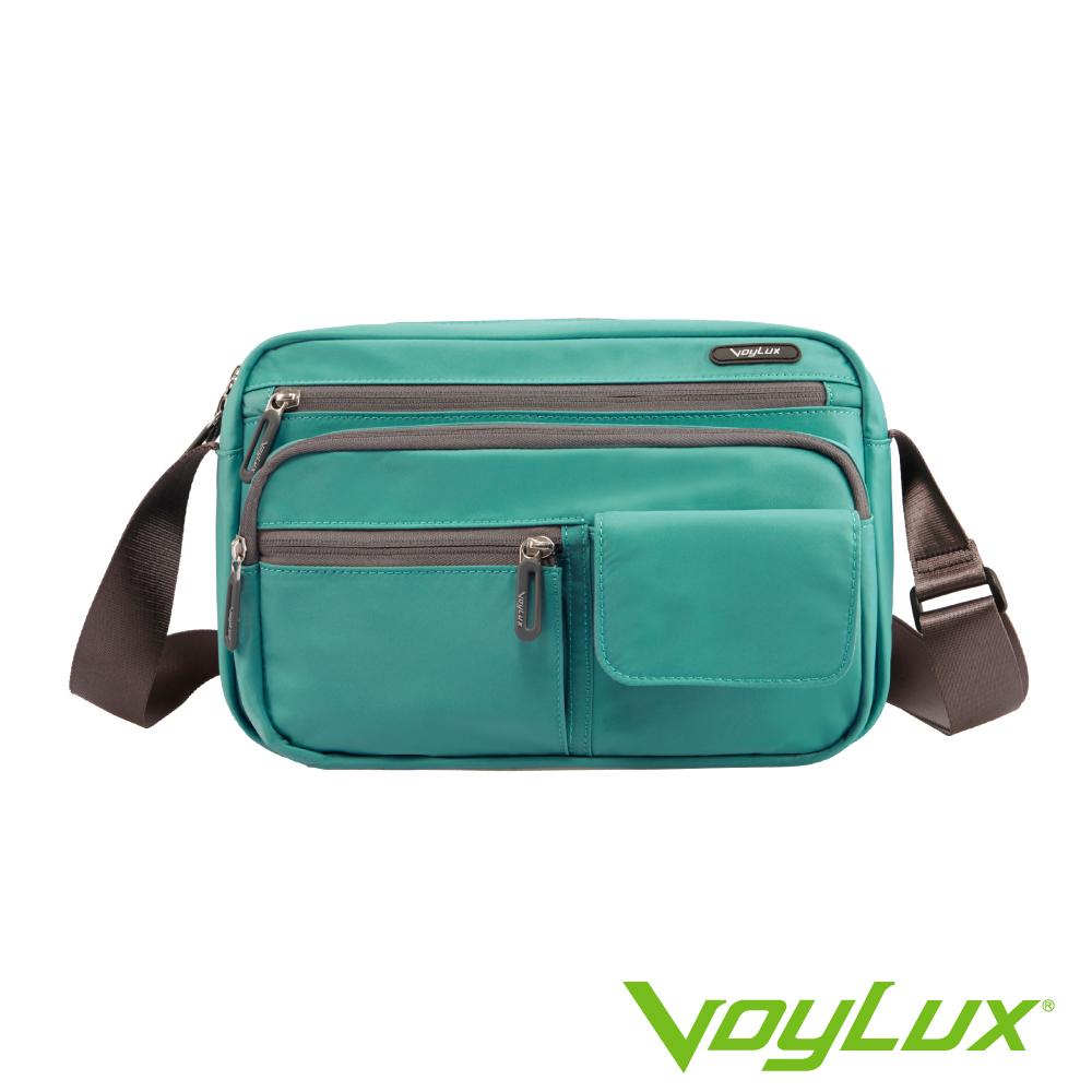 VoyLux 伯勒仕-VEGO 斜背包-孔雀藍 3580218