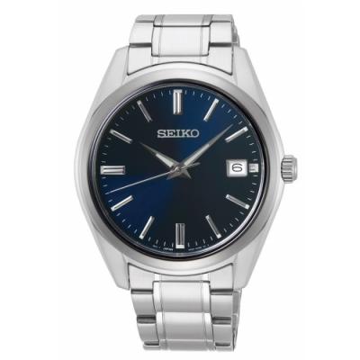 SEIKO 簡約經典時尚腕錶6N52-00A0B(SUR309P1)