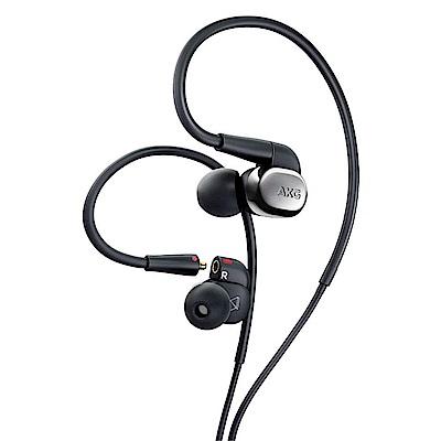 AKG N40 高解析 MMCX 可換線 可通話 圈鐵混合單體 內耳式耳機