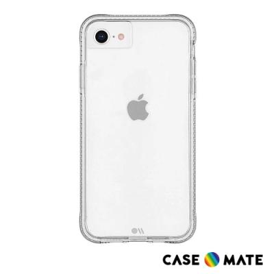 美國 Case-Mate iPhone SE (第2代) Tough+ 環保抗菌防摔加強版手機保護殼 - 透明