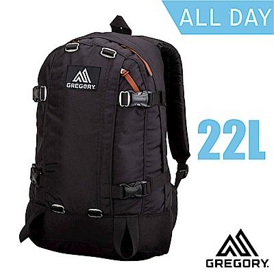 GREGORY ALL DAY 日系雙肩休閒後背包22L_黑