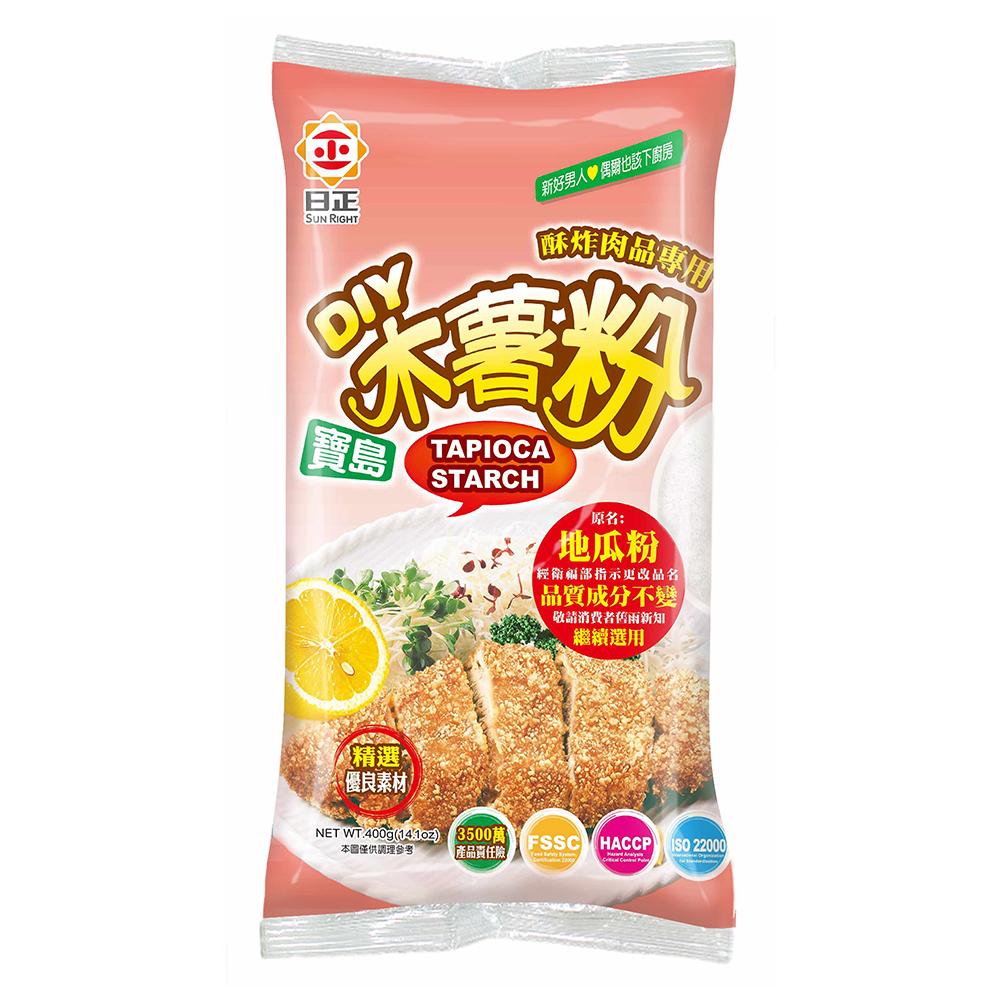日正 寶島木薯粉(400g)