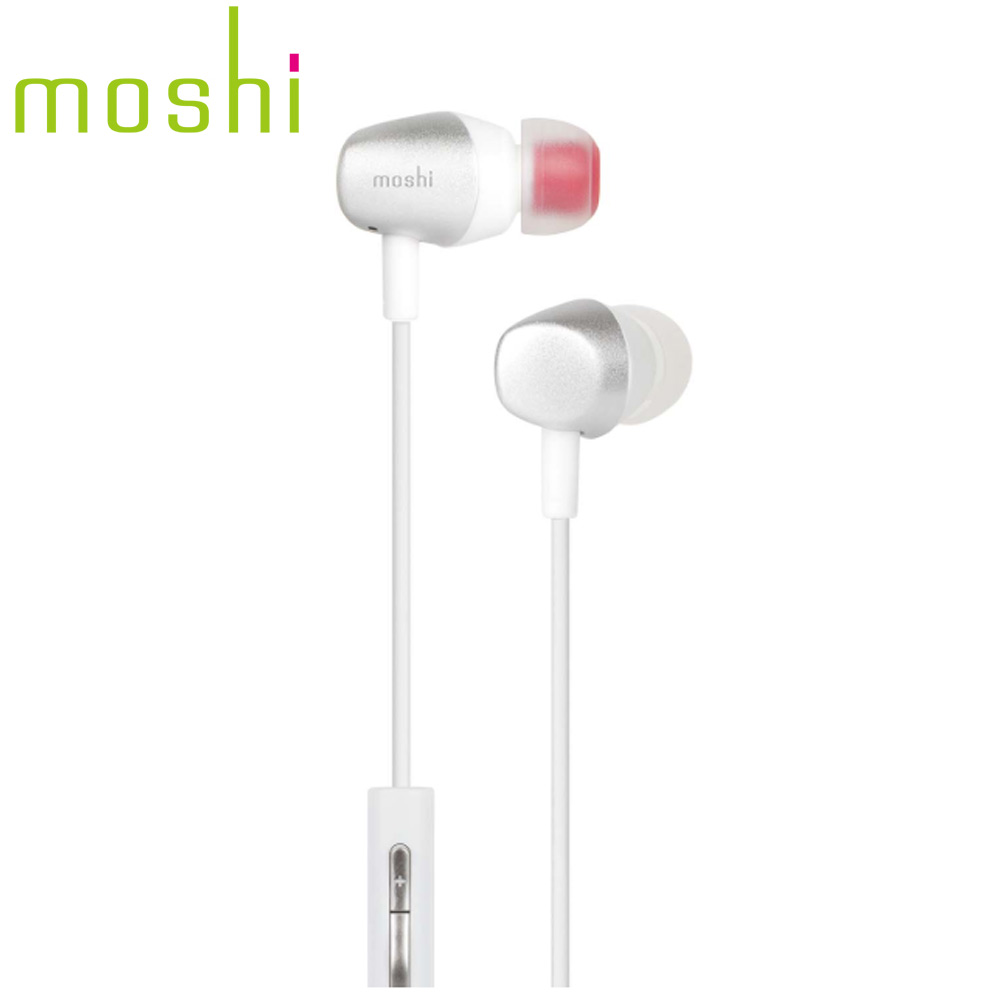 Moshi Mythro Air 藍牙無線耳機(銀白)