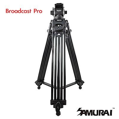 SAMURAI Broadcast PRO 攝影機腳架