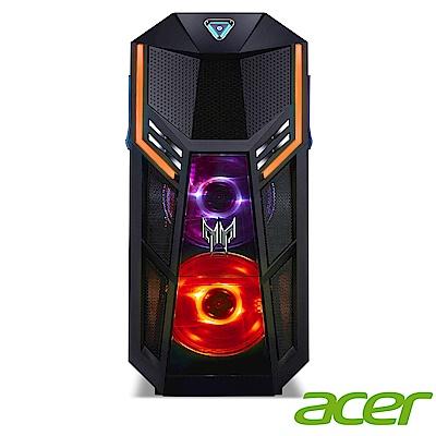Acer Orion5000 i7-9700K/16G/1T/256G/RTX2060 電競電腦