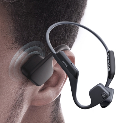 Baseus BC10 COVO骨傳導藍牙耳機/ 無線束縛多功能按鍵
